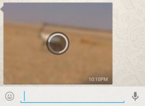 Whatsapp Progressive JPEG